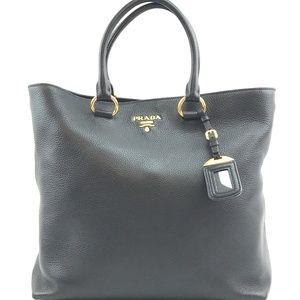 Shoulder Bag PhenixNero Leather Tote